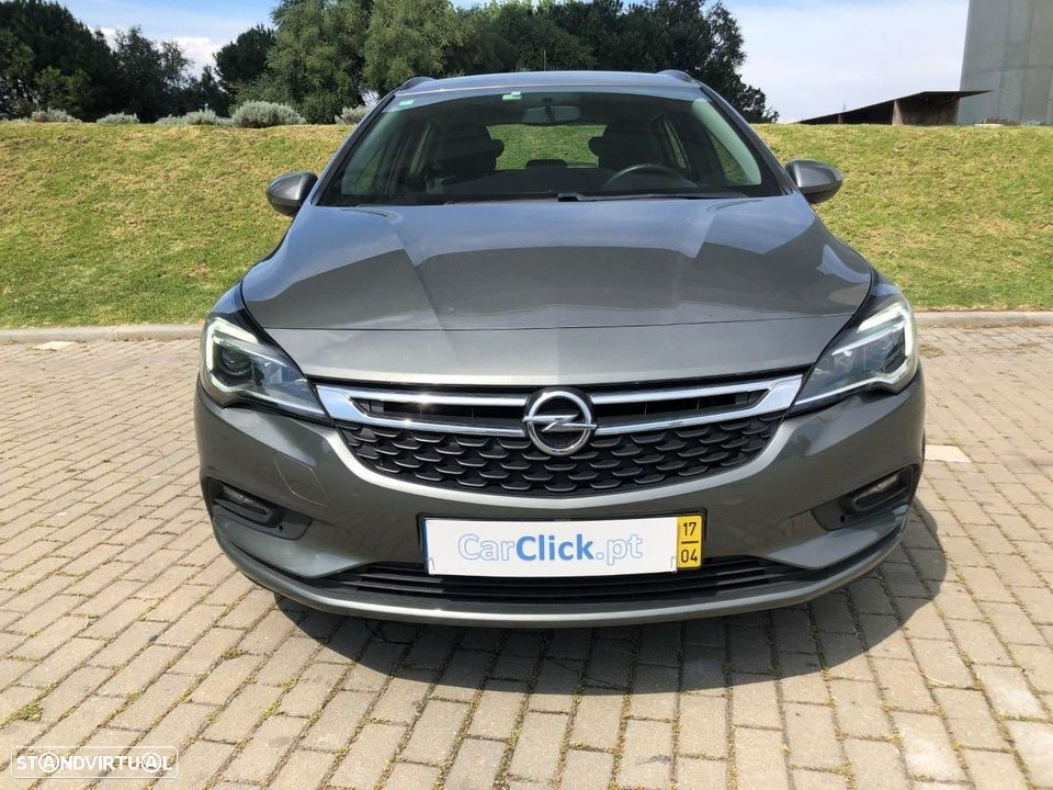 Opel Astra Sports Tourer 1.6 CDTI Business Edition S/S - 8