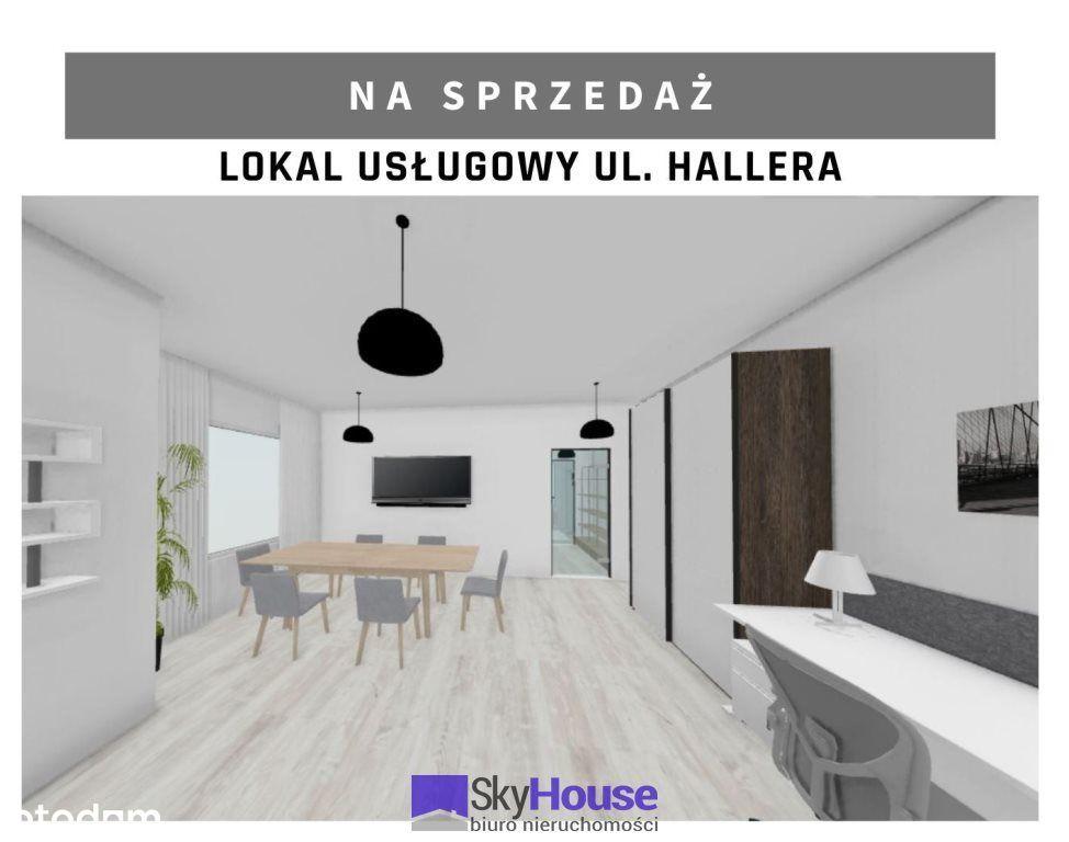 Lokal usługowy 277 m2, media miejskie, Ch. Borek