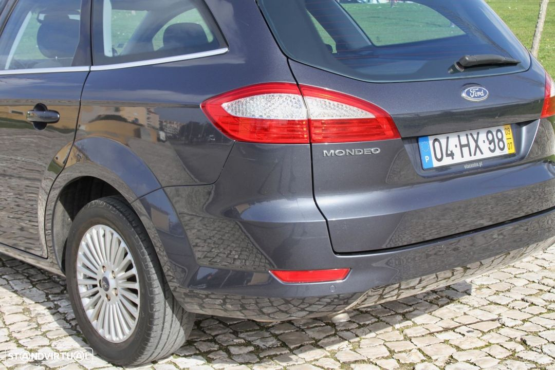 Ford Mondeo SW 1.8 TDCI ECONETIC - 26