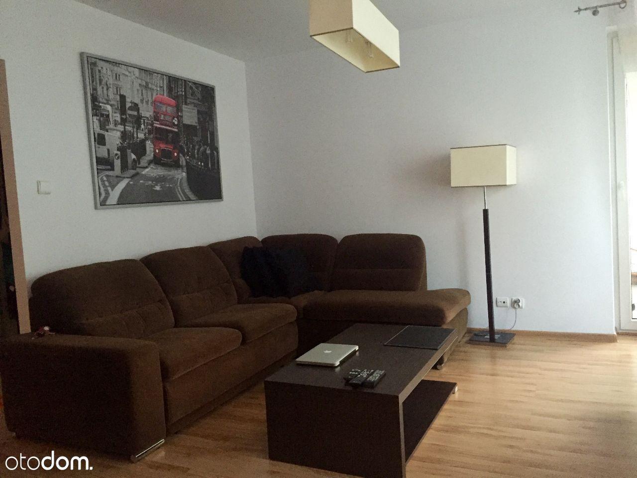 Nowoczesne urządzone mieszkanie, 48m Marki