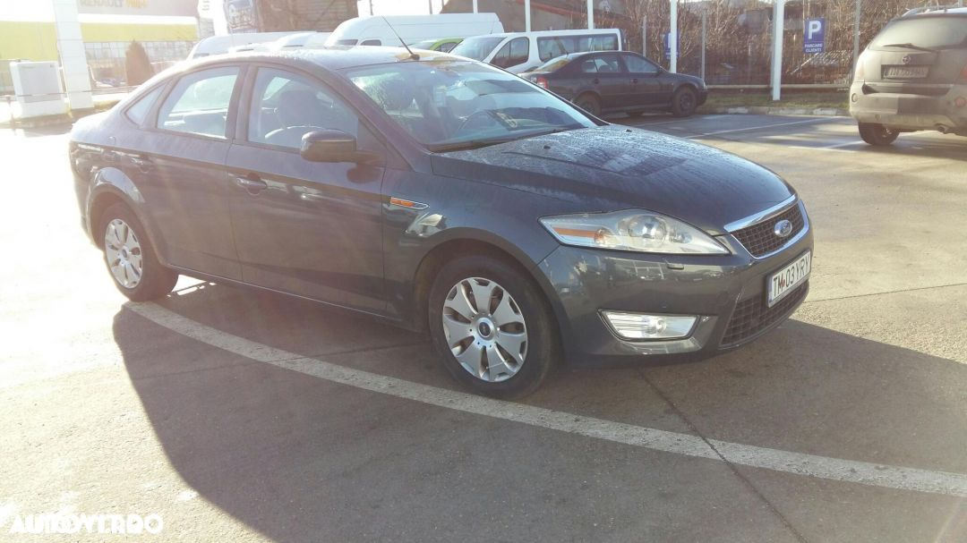 Ford Mondeo - 3