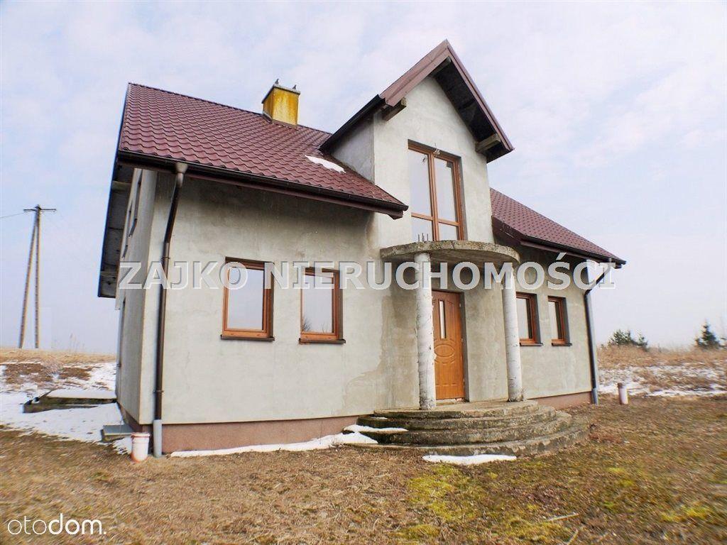 Nowy dom na terenie gminy Wiżajny