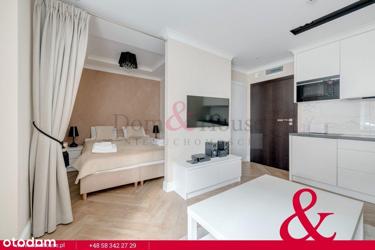 Przytulny apartament typu studio Gdańsk Starówka