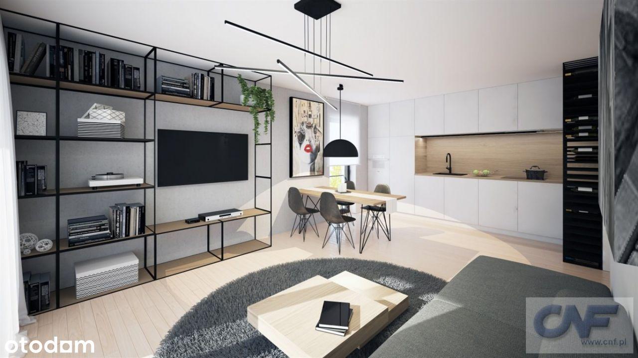 Mieszkanie, 55,85 m², Tychy