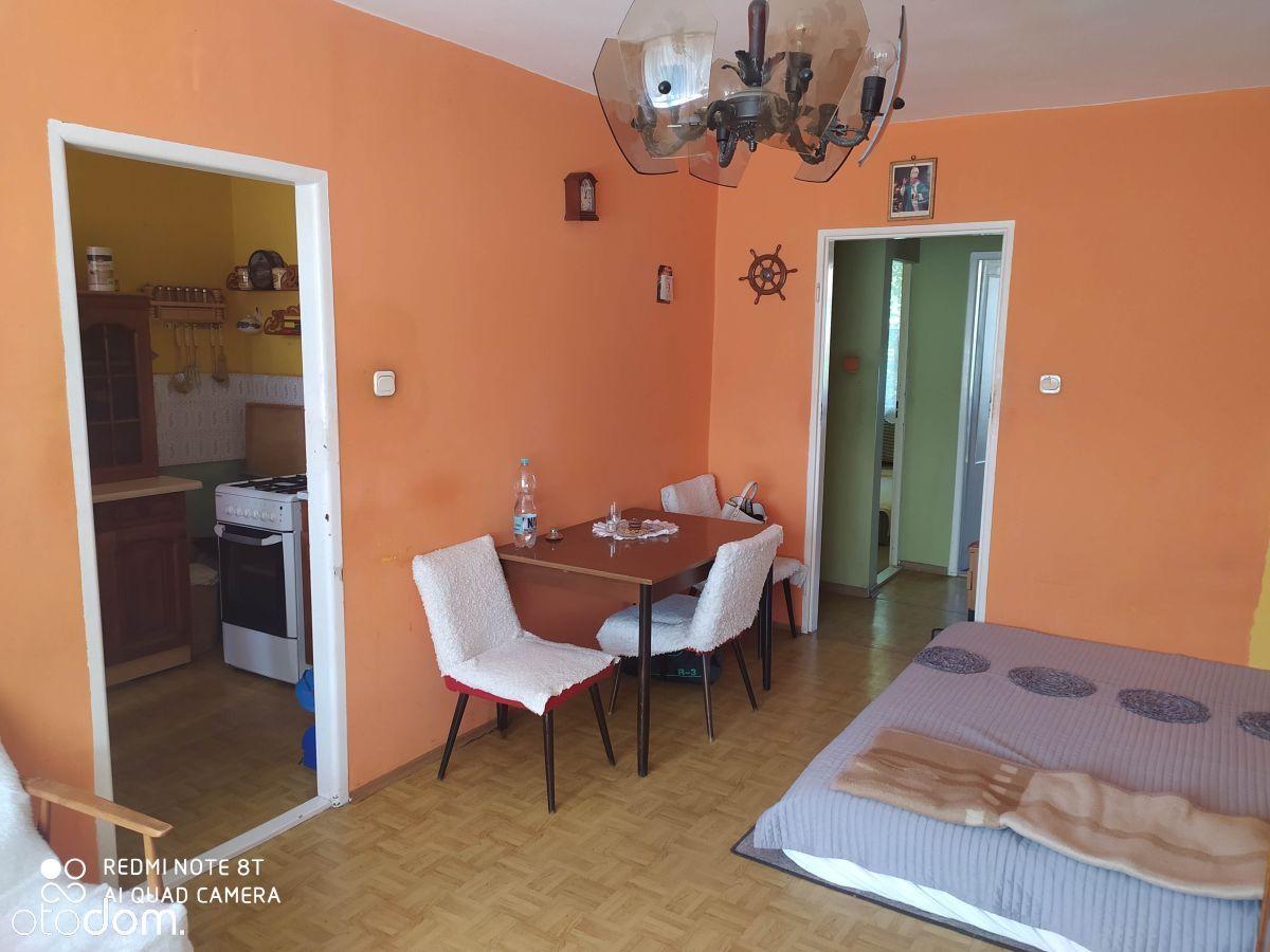 mieszkanie z balkonem i piwnicą