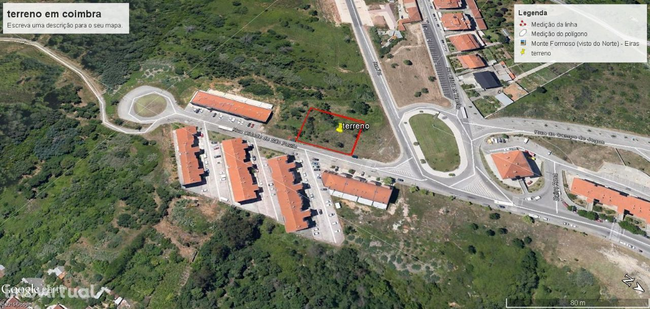 Terreno urbano - Coimbra