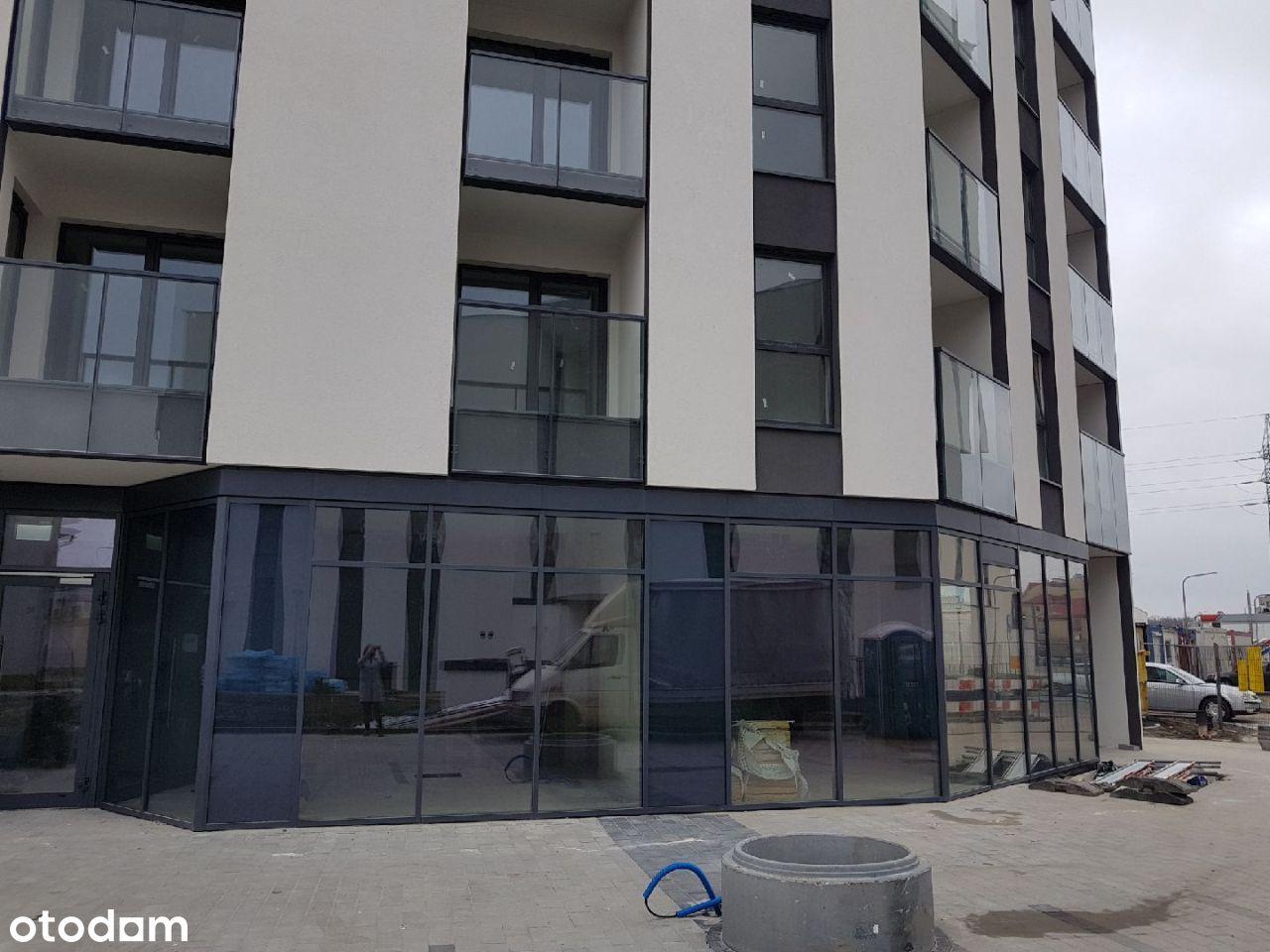 Apartamenty Mogilska lokal usługowy 115.6m2