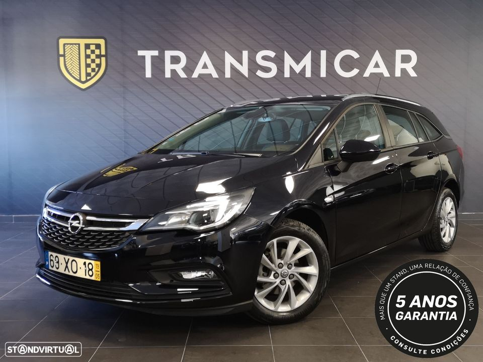 Opel Astra Sports Tourer 1.0 Edition 105cv - 1