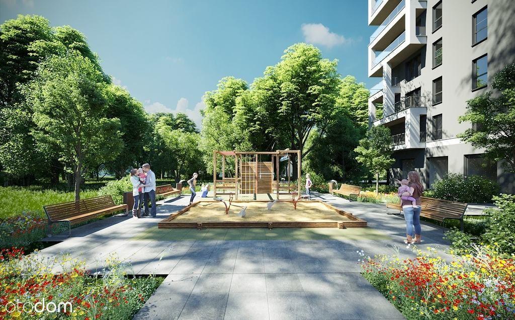 Mieszkanie 2-pok | Taras 40m2 | ul.Kwiatkowskiego