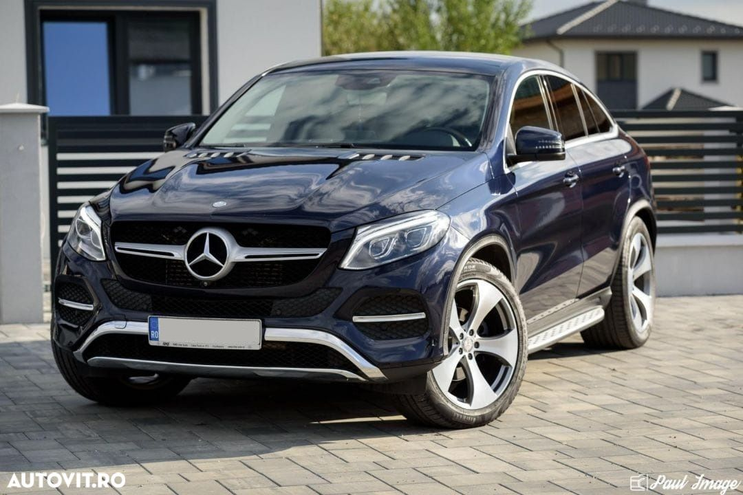 Mercedes-Benz GLE Coupe 350 - 27