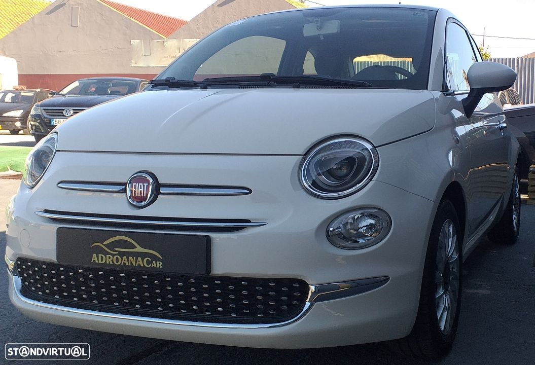 Fiat 500 0.9 8V TwinAir Lounge S&S - 5