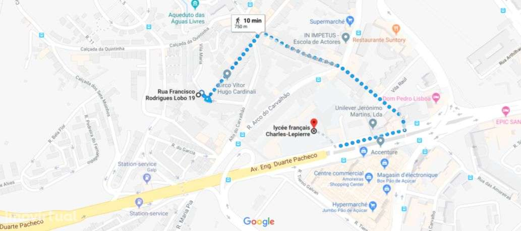 Apartamento para arrendar, Rua Francisco Rodrigues Lobo, Campolide - Foto 17