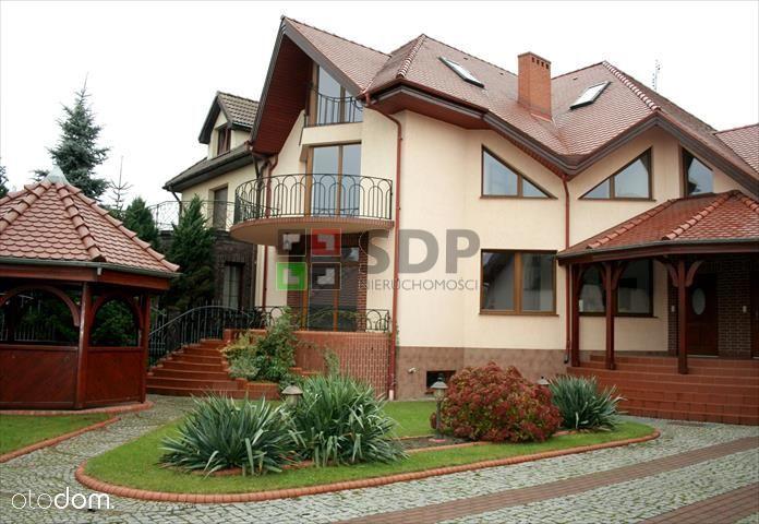 Luksusowa rezydencja mieszkalno-usługowa