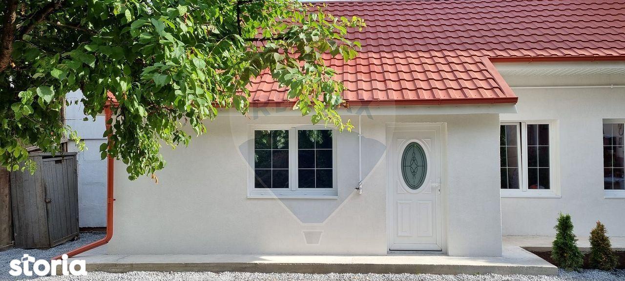 Vanzare apartament la curte SU 25.40 mp I imobil tip casa I str. Horea