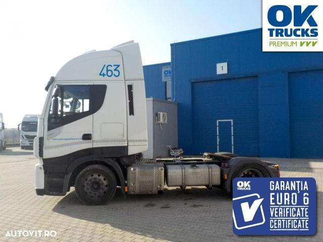 Iveco STRALIS AS440S46T/FP LT - 2