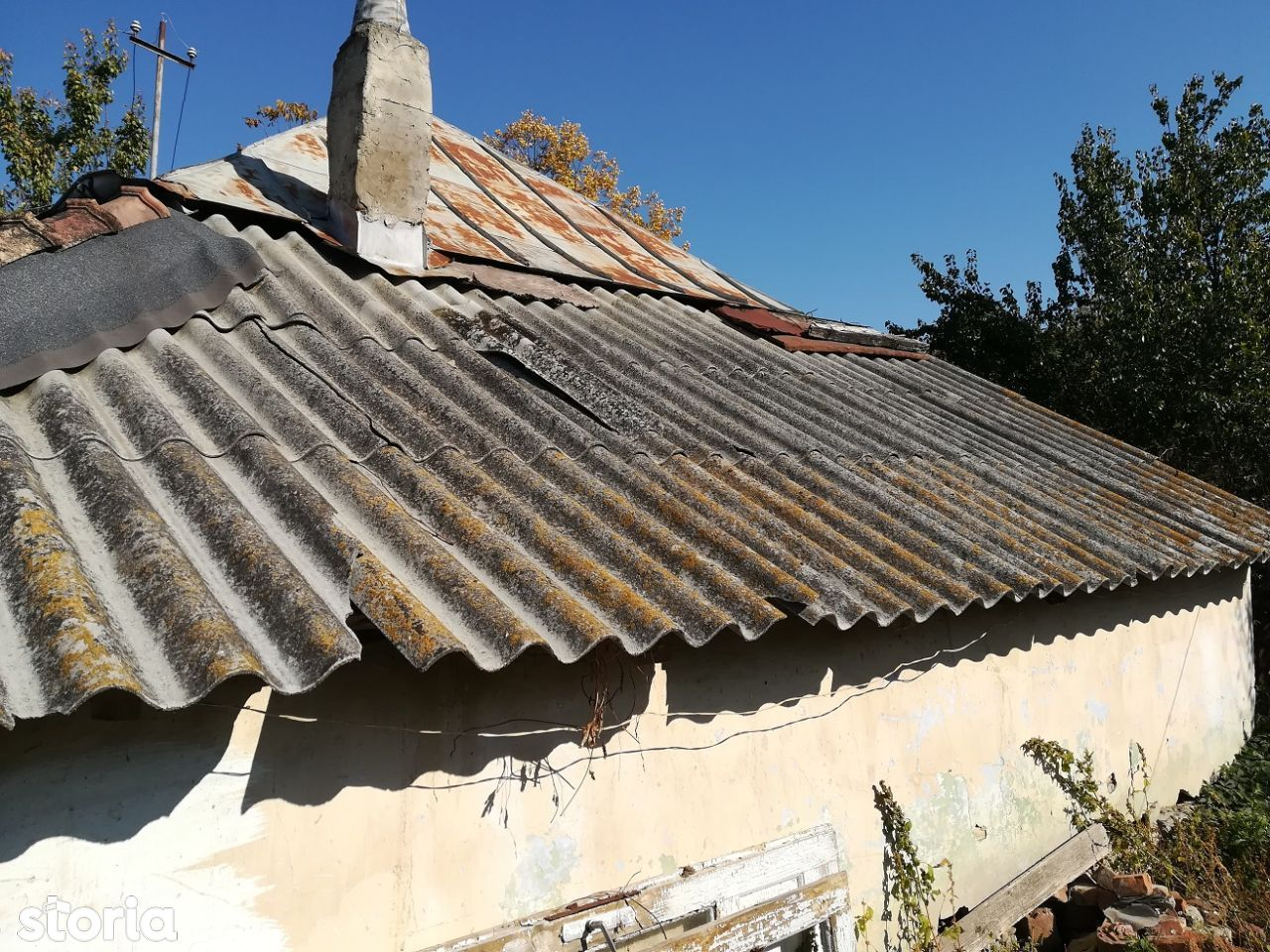 Casa Odobesti Bacau 15000 mp 25000 euro negociabil