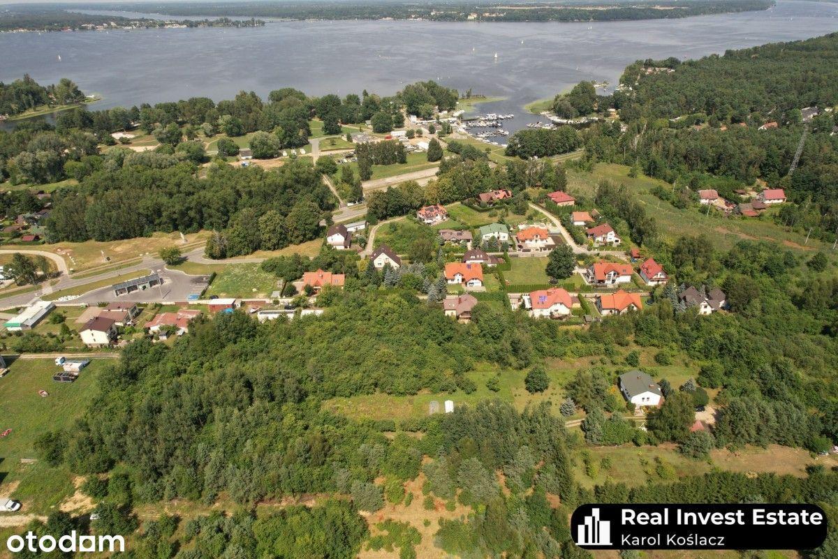 Piękna działka | Jezioro Zegrzyńskie | Prowizja 0%