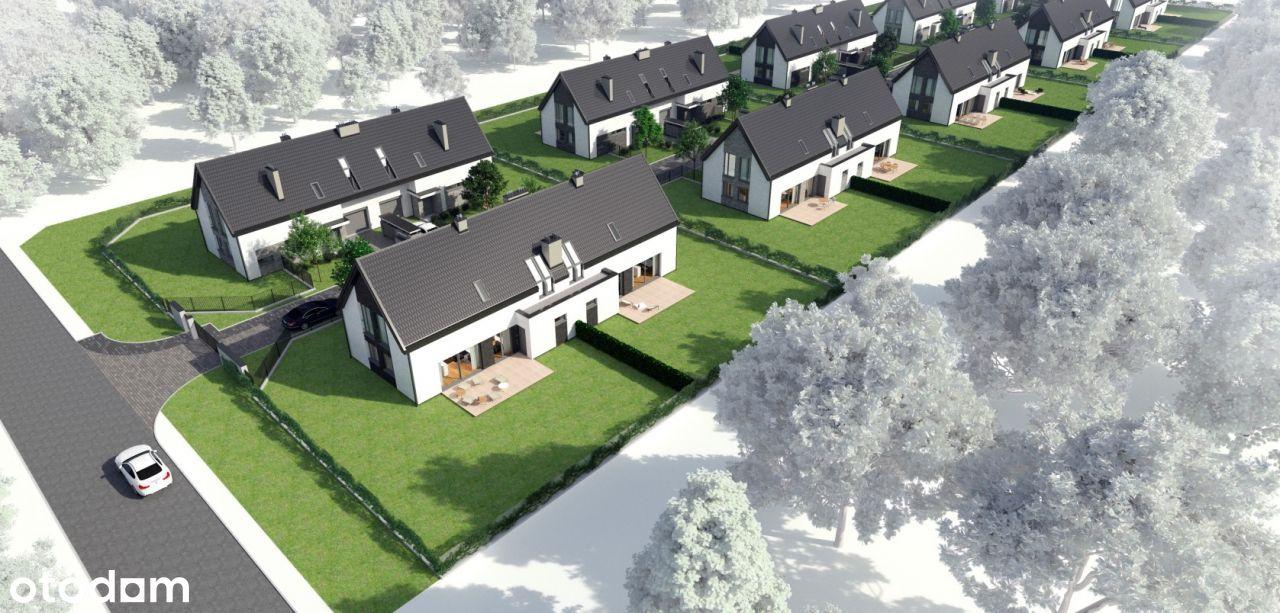 Działka pod osiedle 10 domów jednorodzinnych