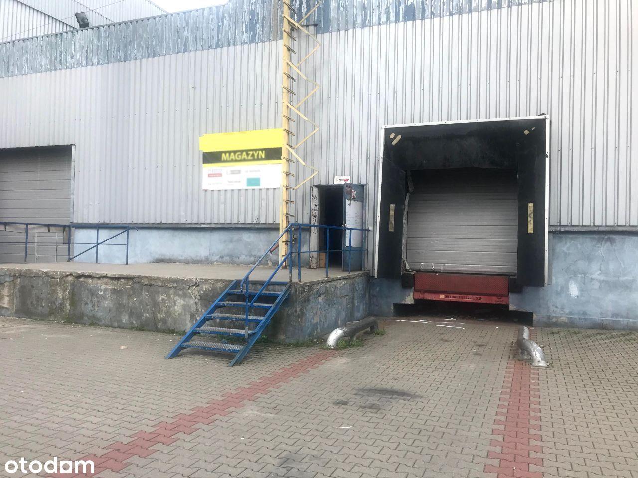 2 Magazyny 100 m2 – Jagiellońska