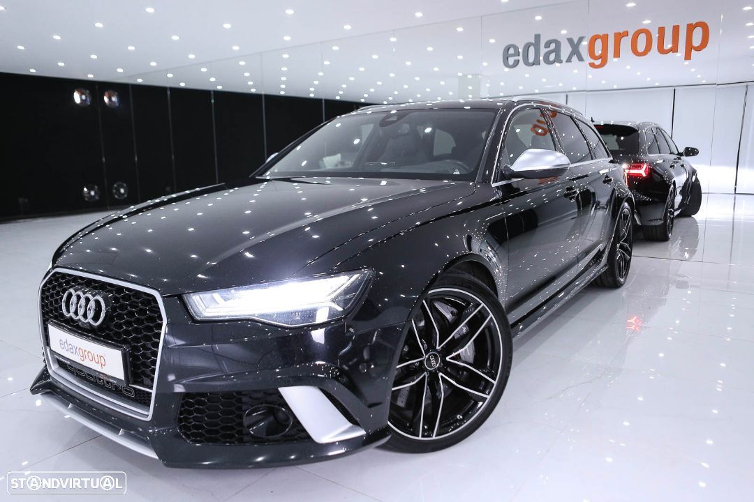 Audi RS6 A 4.0 TFSi Plus quattro Tiptronic - 10