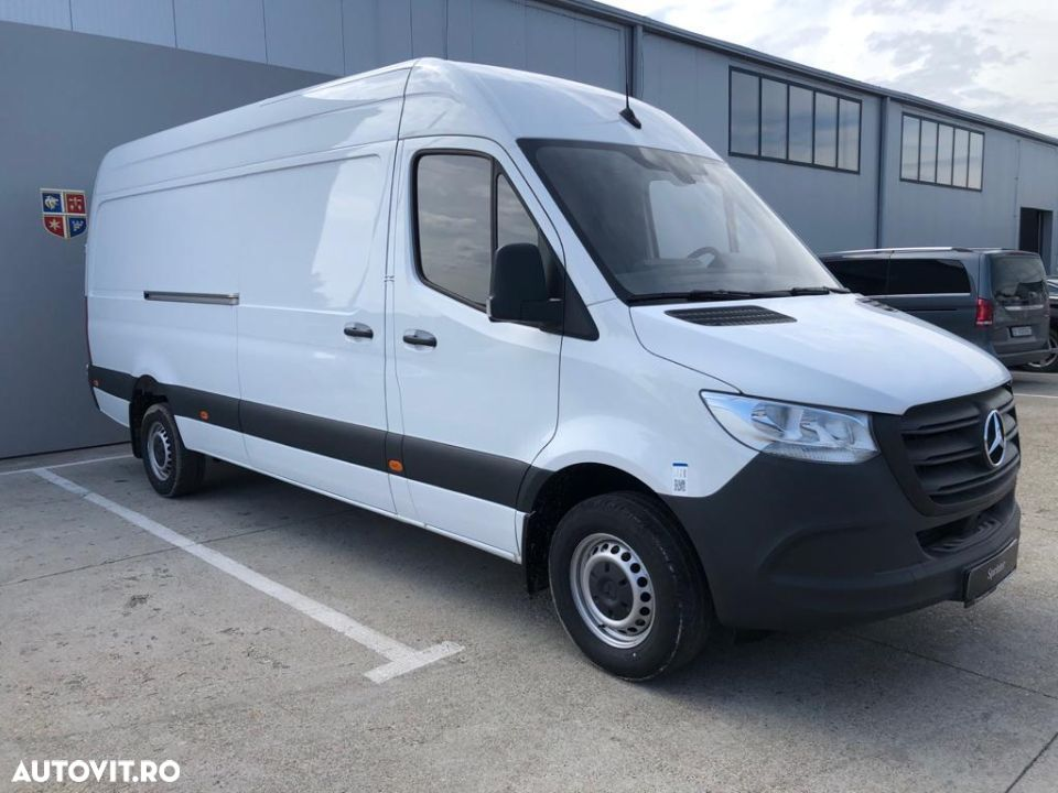 Mercedes-Benz Sprinter - 8
