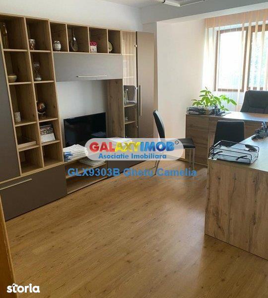 3 camere Unirii, transformat in 4, ideal birouri\/ cabinete, etaj 1