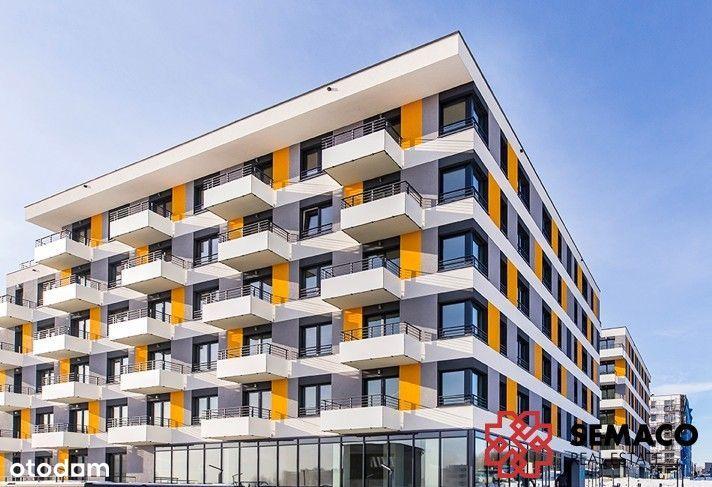 3 pokoje + balkon na północy Krakowa, 2Q 2022