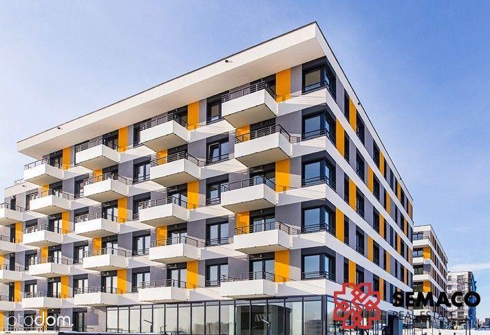 3 pokoje + balkon na północy Krakowa