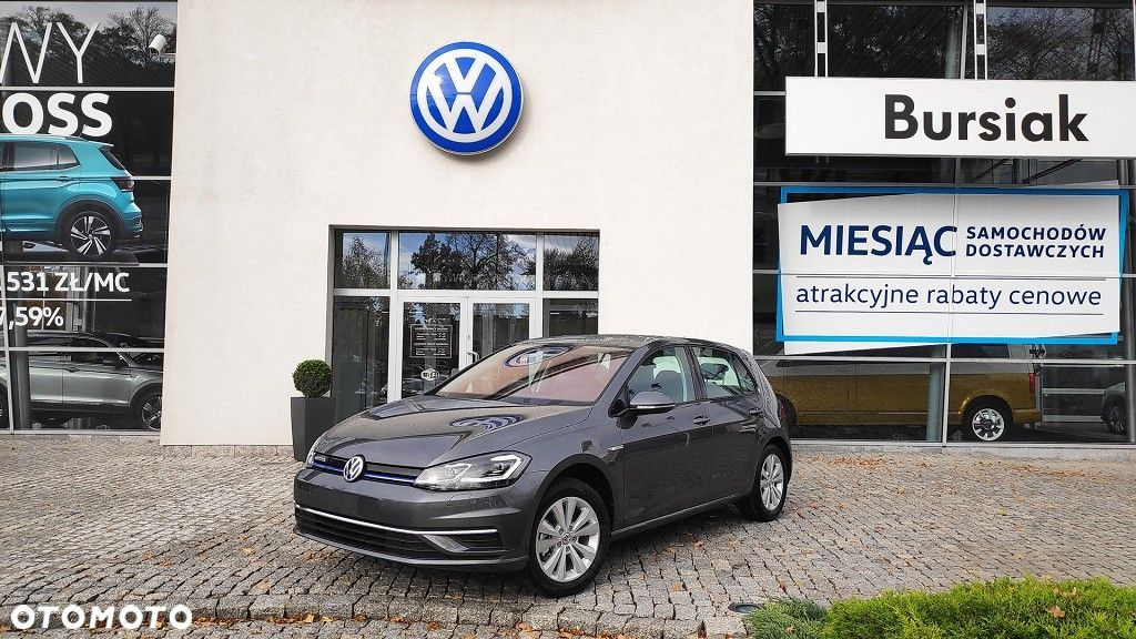 Volkswagen Golf Rabat 23 000 zł Comfortline 1.5 TSI ACT BlueMotion 130KM manualna DEMO - 1