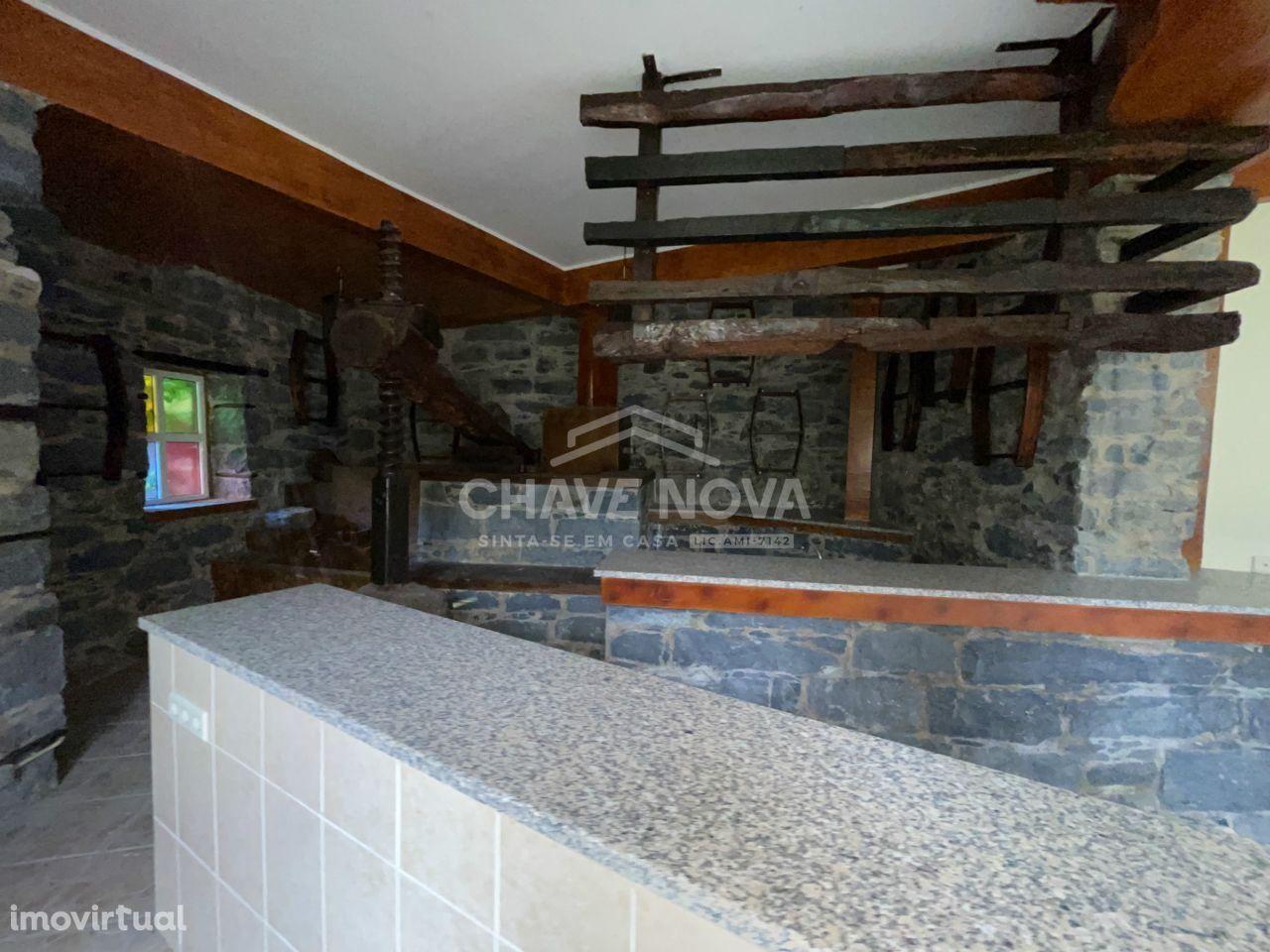 Bar Rústico em São Roque do faial (Santana)