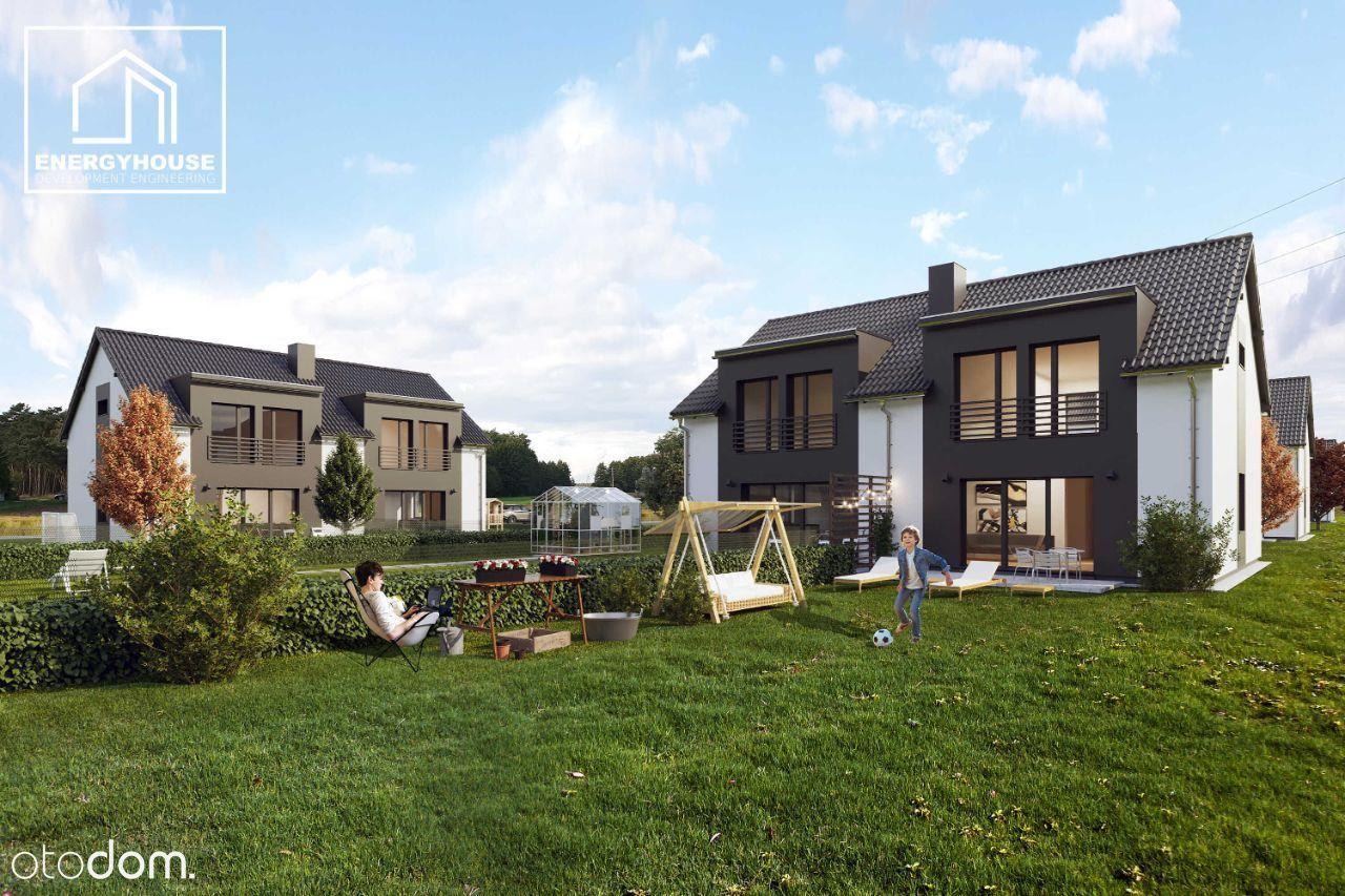 Zeroemisyjny dom 121mkw
