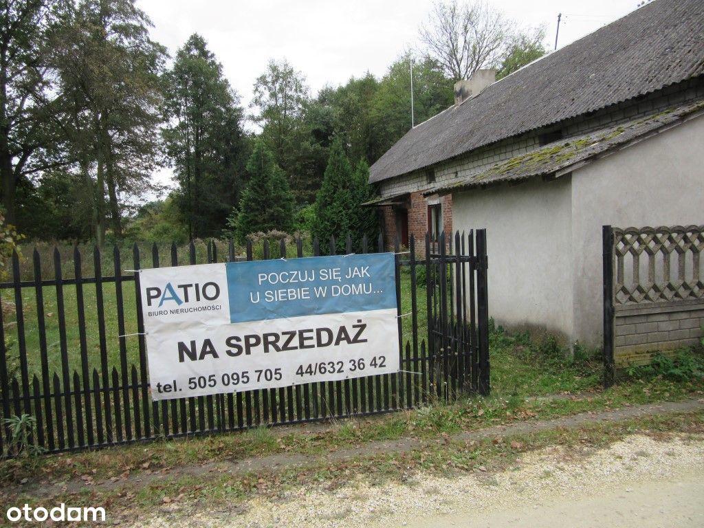 Siedlisko w gm. Zelów w miejscowości Ostoja