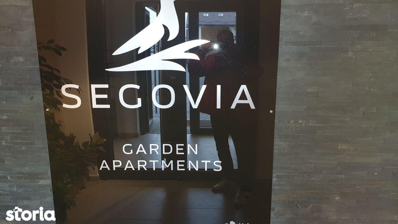 Apartament 2 camere Urban-Segovia
