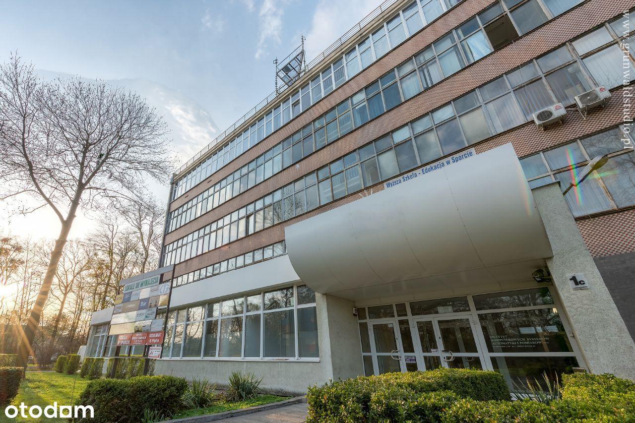 biura do wynajęcia, okolice Pl. Grunwaldzkiego