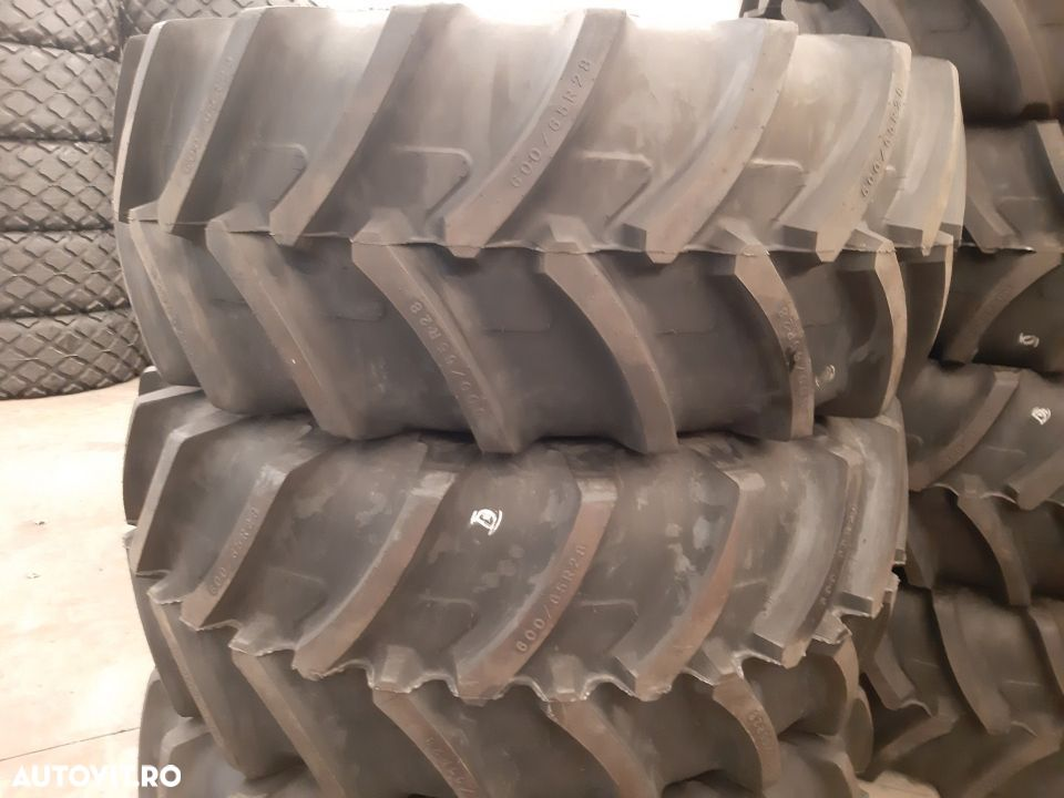 650/65 R28 Anvelope noi de tractor Radiale NEW HOLLAND Class si Cases - 7