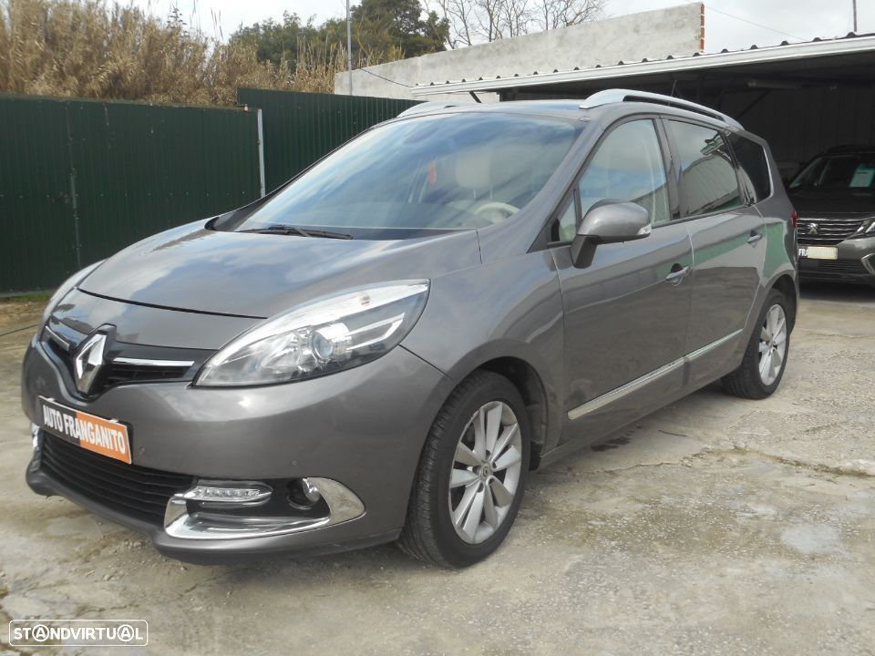Renault Grand Scénic 1.6 dCi Luxe SS - 25