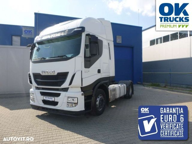 Iveco STRALIS  AS440S48TP - 1