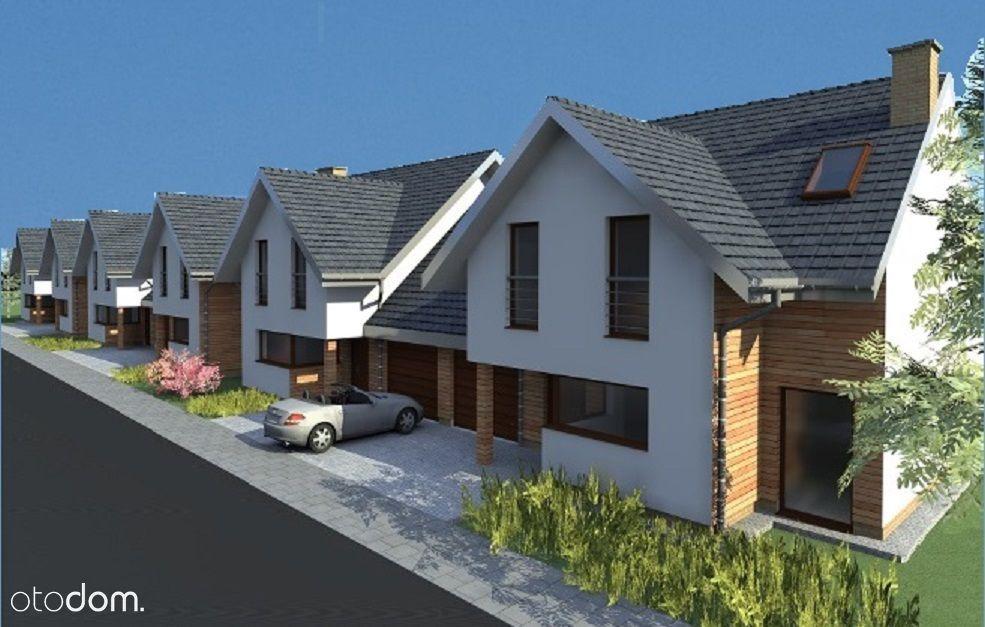 Domy jednorodzinne w zabudowie szeregowej Tworków