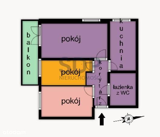 Twoje 3 pokoje na Muchoborze w promocyjnej cenie