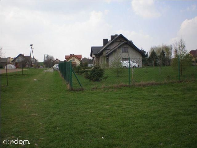 Działka, 3 700 m², Wielka Wieś