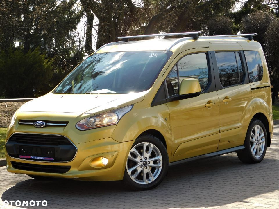 Ford Tourneo Connect 1.6 EcoBoost 150KM Automat Panorama Salon PL - 1