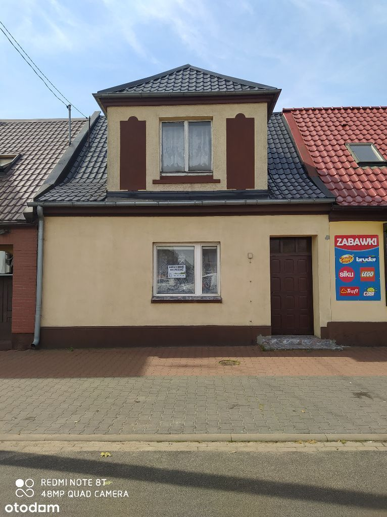 Dom przy Rynku w Ryczywole