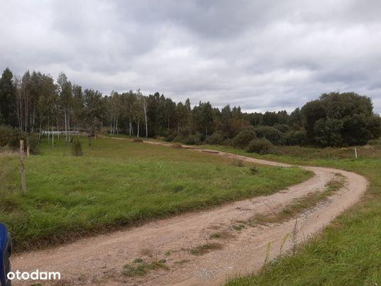 Plac/grunt/działka rekreacyjna 1h na terenie Suwa