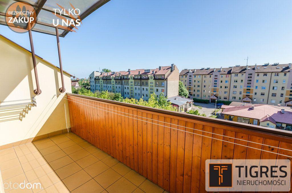Dwupoziomowe mieszkanie z sauną + 30m2!