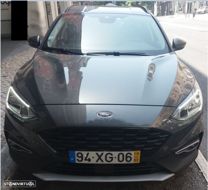 Ford Focus SW Active - 1