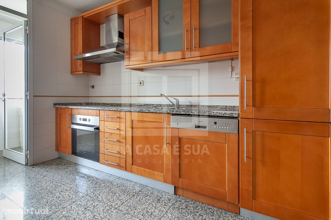 Apartamento T3 na cidade de Santa Maria da Feira