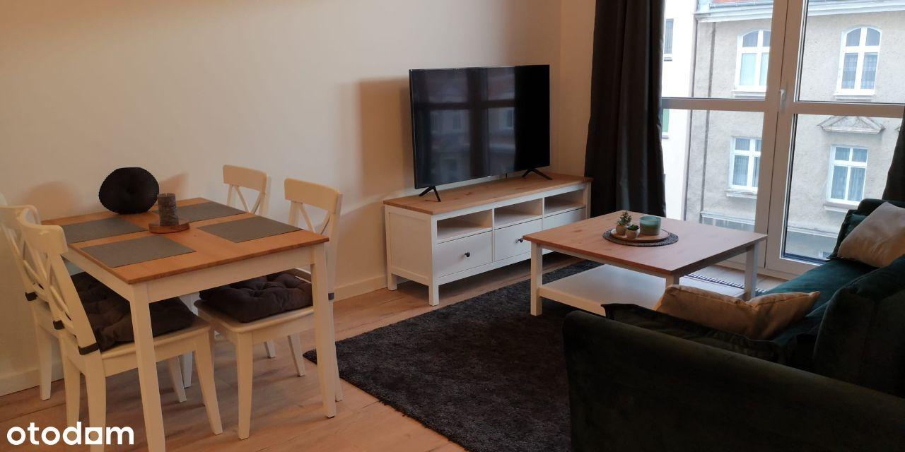 2 pokoje NOWY Apartament SILESIA w ścisłym Centrum
