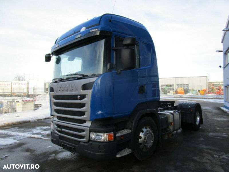 Scania R 490 Highline Cr19 Euro6 Nebenantrieb Retarder - 2