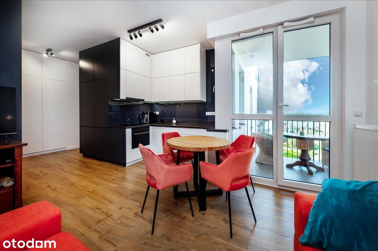 3 pokoje, 60 m2, wysoki standard, Pieskowa Skała
