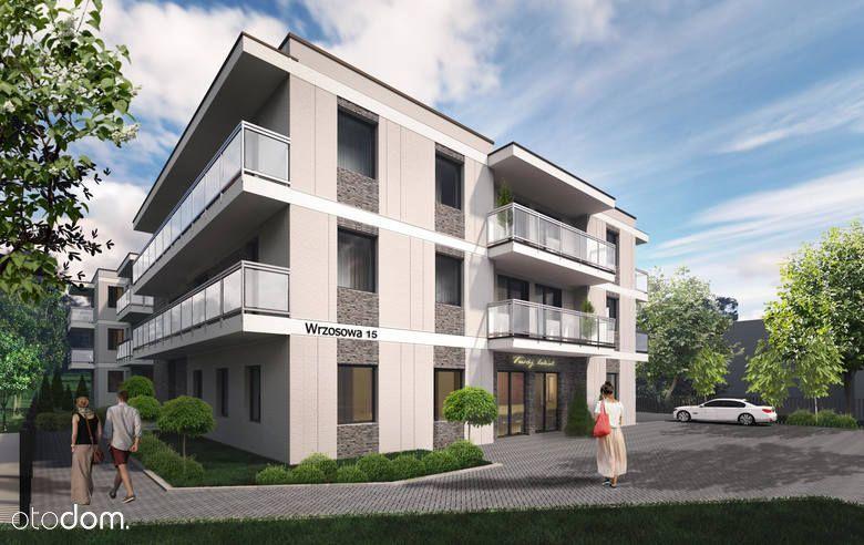 Nowoczesny apartament pod klucz 42,3 m2, garaż